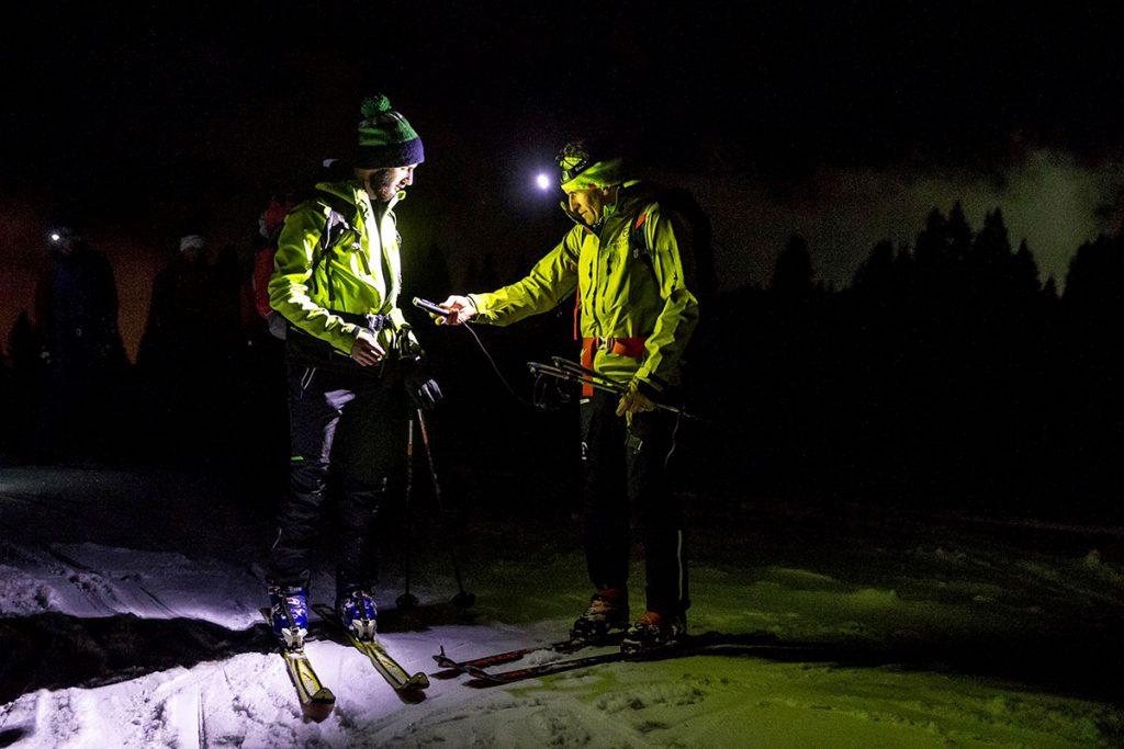 Da gennaio a fine febbraio 2020 gli Ortovox Safety Nights; corsi gratuiti per rinfrescare ed ampliare le proprie conoscenze sul tema valanghe.