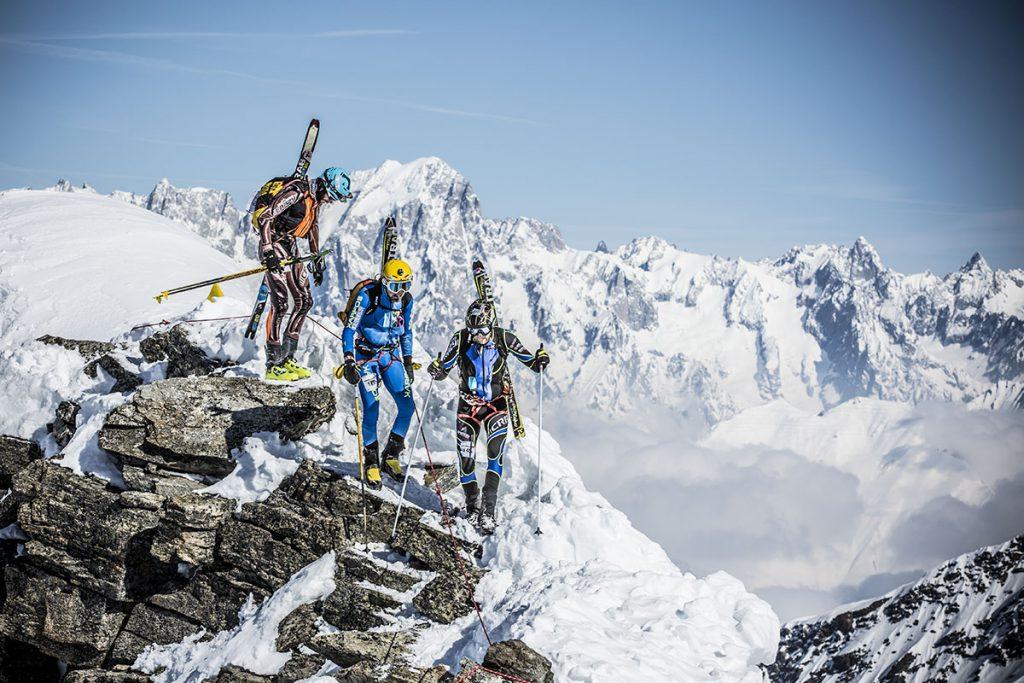 Millet lancia Rise Up, Join Us, il contest di sci alpinismo con Marco Camandona. Dal 6/11 all'8/12 2019 racconta con uno scatto cosa significa Rise Up. © Stefano Jeantet