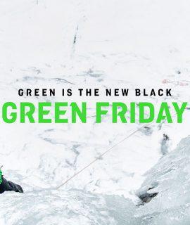 Per il secondo anno consecutivo Salewa trasforma il Black Friday nel Green Friday. Dal 29 novembre al 1 Novembre, il 3% del fatturato online e nei Salewa store verrà donato alla organizzazione non-profit EOCA per il progetto Plastic free: Mountain to Sea.