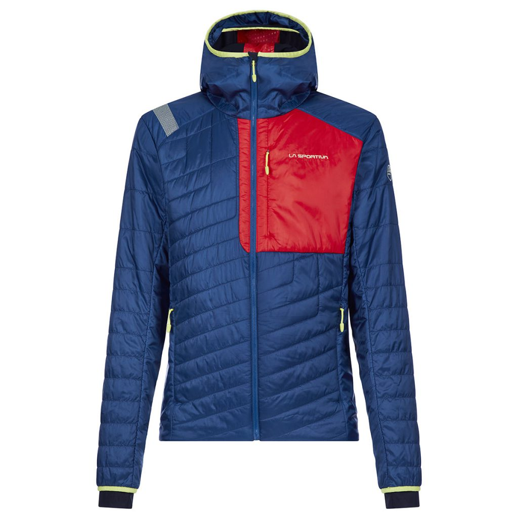 Primaloft jacket La Sportiva Meridian Primaloft JKT for ski mountaineering; the highest possible level of thermal insulation