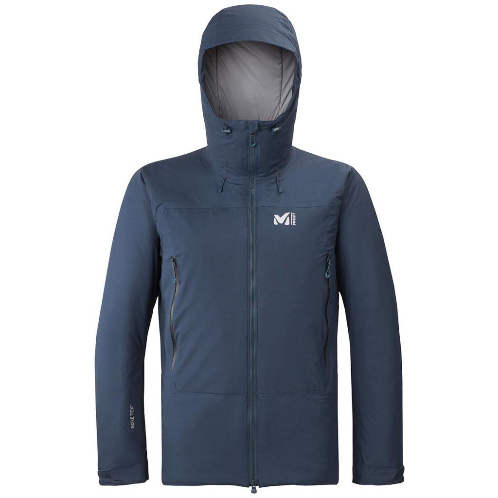 FUSION GTX INFINIUM JKT M Giacca da montagna ideale da indossare nelle giornate più fredde e ventose.