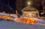 Dormire in tenda una notte in alta quota per un'esperienza unica con Ferrino che offre a tutti gli appassionati di montagna la possibilità di provare in prima persona i prodotti Ferrino High Lab.