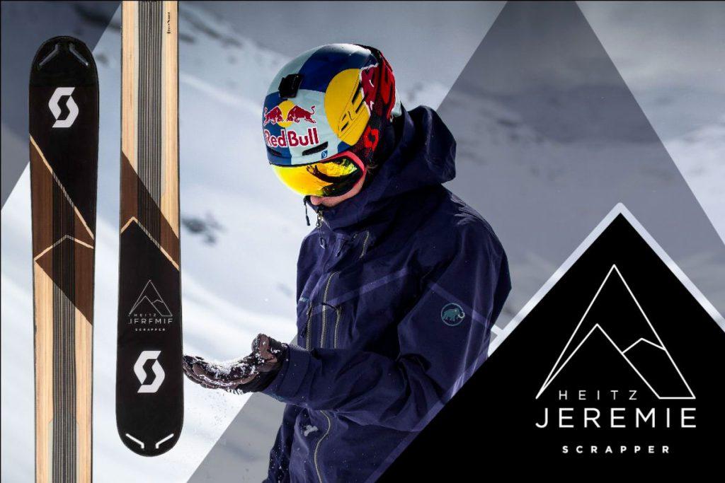 SCOTT Scrapper Jérémie Heitz Pro Model Ski