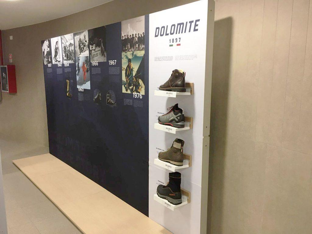 Dolomite racconta la sua storia a 2000 metri presso il complesso di Skyway Monte Bianco