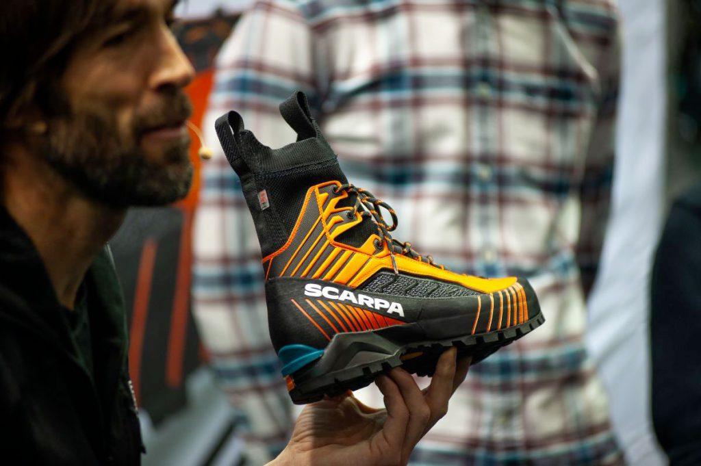 """Svelato all'ISPO 2020 SCARPA Ribelle Tech 2.0 HD, evoluzione del modello da alpinismo che nel 2017 fu dichiarato """"Product of the Year"""""""