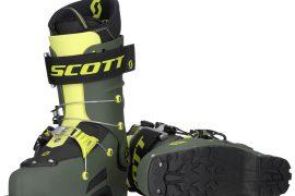Lo scarpone da sci SCOTT Freeguide Carbon rappresenta un passo avanti innovativo per gli scarponi da freetouring. Progettato per avere massime performance in discesa senza dimenticare comodità e agilità in salita.
