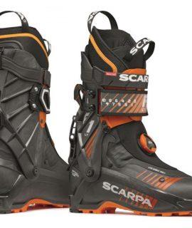 A ISPO 2020, la vetrina più attesa del mondo dell'outdoor, SCARPA® presenta il nuovo modello Fall Winter 20.21 per lo sci alpinismo: F1 LT.