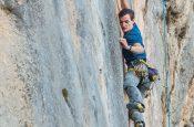 Alessandro Ale Zeni non è solo il più forte climber al mondo nell' arrampicata su placca. E' anche un atleta che impersonifica la filosofia Karpos
