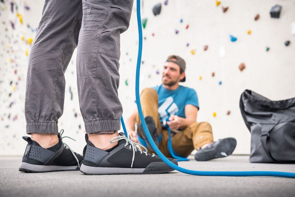 Black Diamond is excited to add Performance Footwear to its shoe collection; a natural addition to the climbing shoe collection.