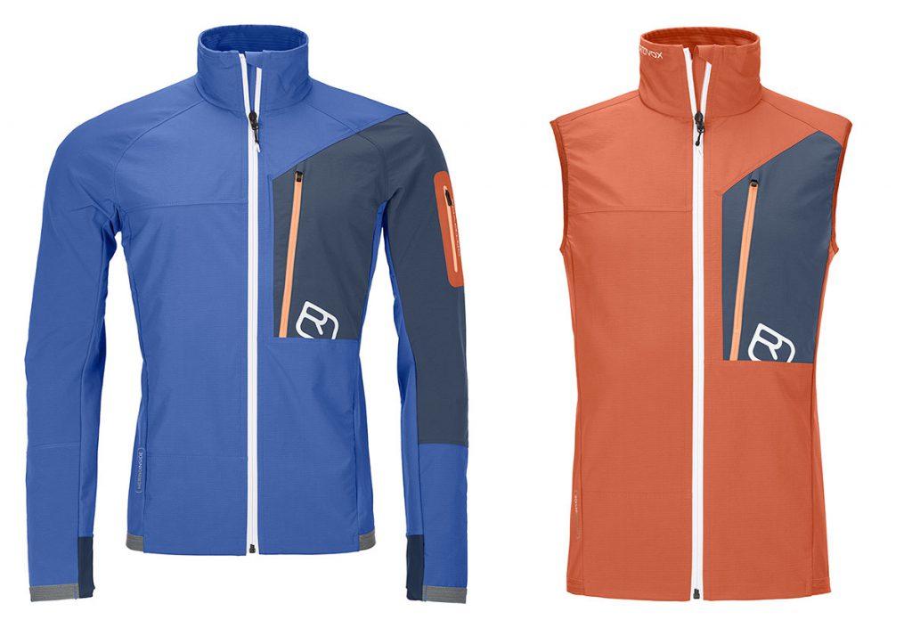 Berrino Jacket & Vest