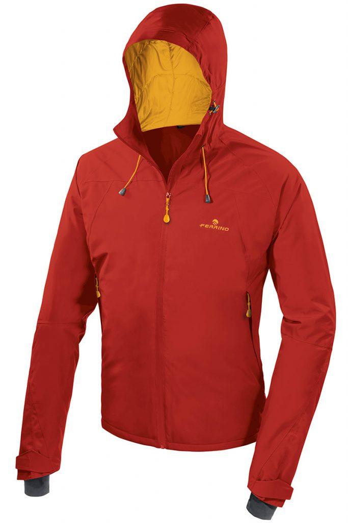 Giacca Ferrino YENISEI JACKET: Calda e impermeabile per tutte le attività outdoor.