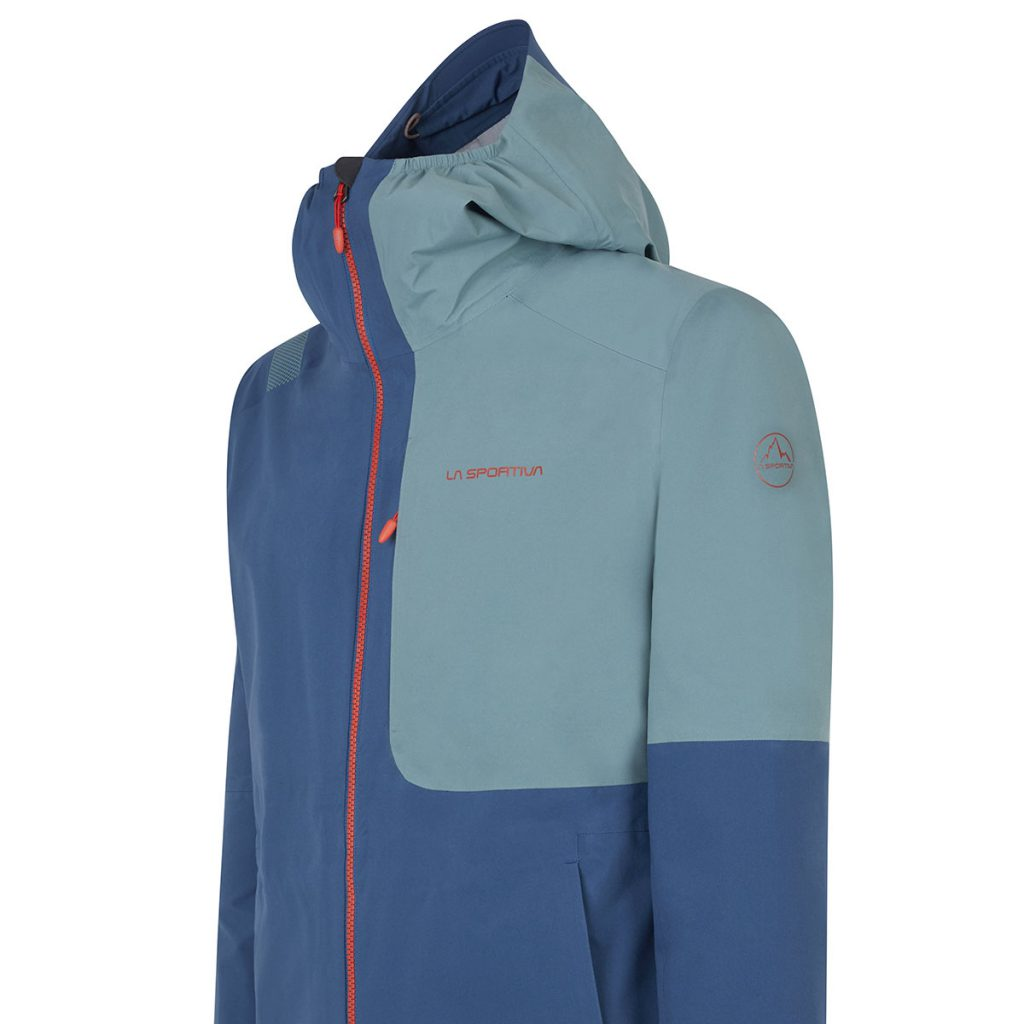 La Sportiva Crizzle jacket/pants suit in the waterproof and breathable Idro Breath membrane