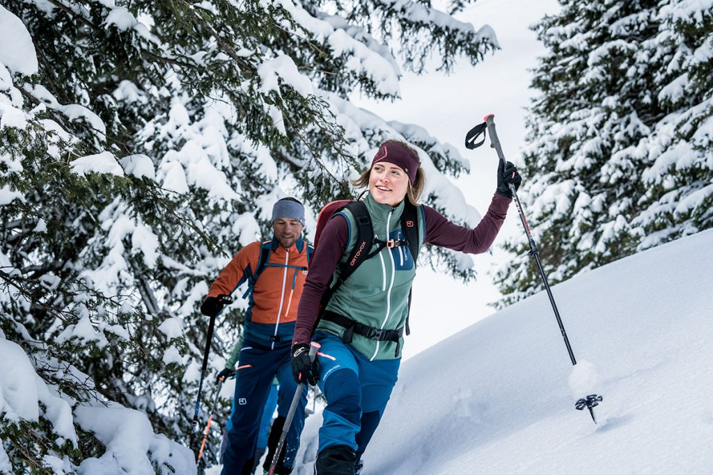 Ortovox compie 40 anni. Il design cambia, i valori restano. Dal 1980 infatti ORTOVOX è sinonimo della massima protezione in montagna.