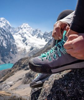 Black Diamond Performance Footwear shoes for technical approaches and an active lifestyle. This is a natural addition to the climbing shoe collection.
