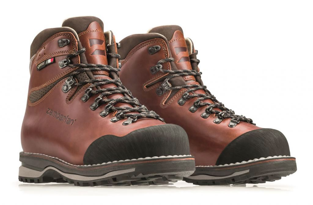 Leather Walking Boots Tofane NW GTX RR by Zamberlan: with total waterproofness and breathability, it is recommended for backpacking and long hiking