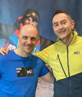 Millet Mountain sceglie l'alpinista Sergi Mingote come Ambassador del marchio. Ed è al suo fianco in 14x1000 Catalonia Project, quattordici ottomila in mille giorni senza l'utilizzo di ossigeno supplementare.