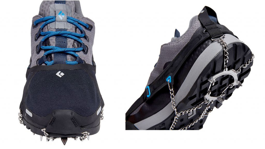 Black Diamond Distance Spike Traction Device for trail running