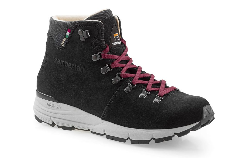 Urban boot Cornell Lite GTX by Zamberlan, dedicated to all those who feel comfortable in the urban jungle, in any weather condition.