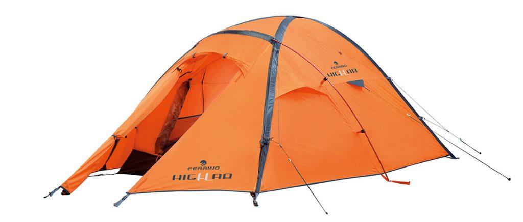 Tenda della linea High Lab, la Pilier rappresenta la sintesi della grande esperienza di Ferrino nelle spedizioni.