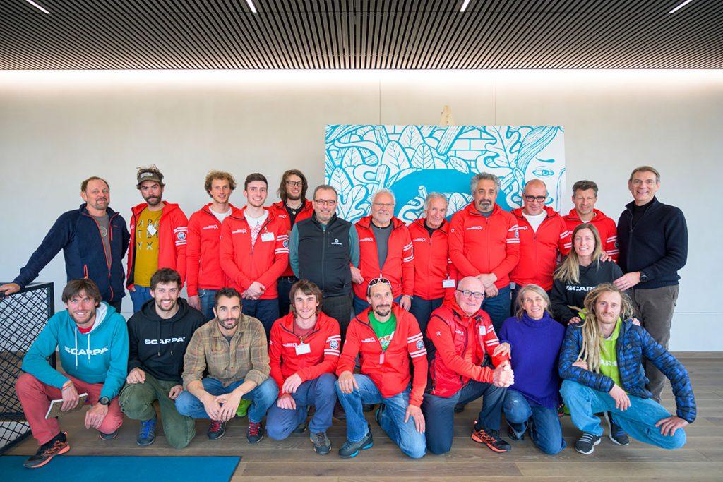 SCARPA e Ragni della Grignetta: l'azienda di Asolo stringe la collaborazione per la stagione 2020 con il gruppo alpinistico lombardo, conosciuto anche come i Ragni di Lecco, in una partnership valoriale e professionale.