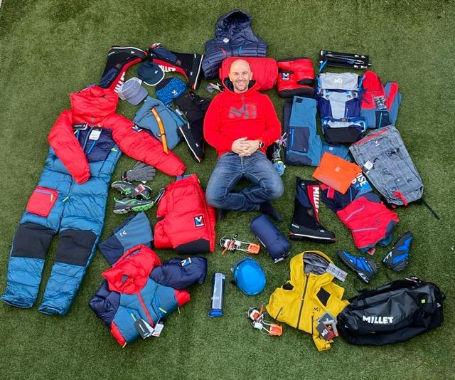 Ad oggi, il 48enne alpinista catalano Sergi Mingote ha già raggiunto sette dei quattordici mila.
