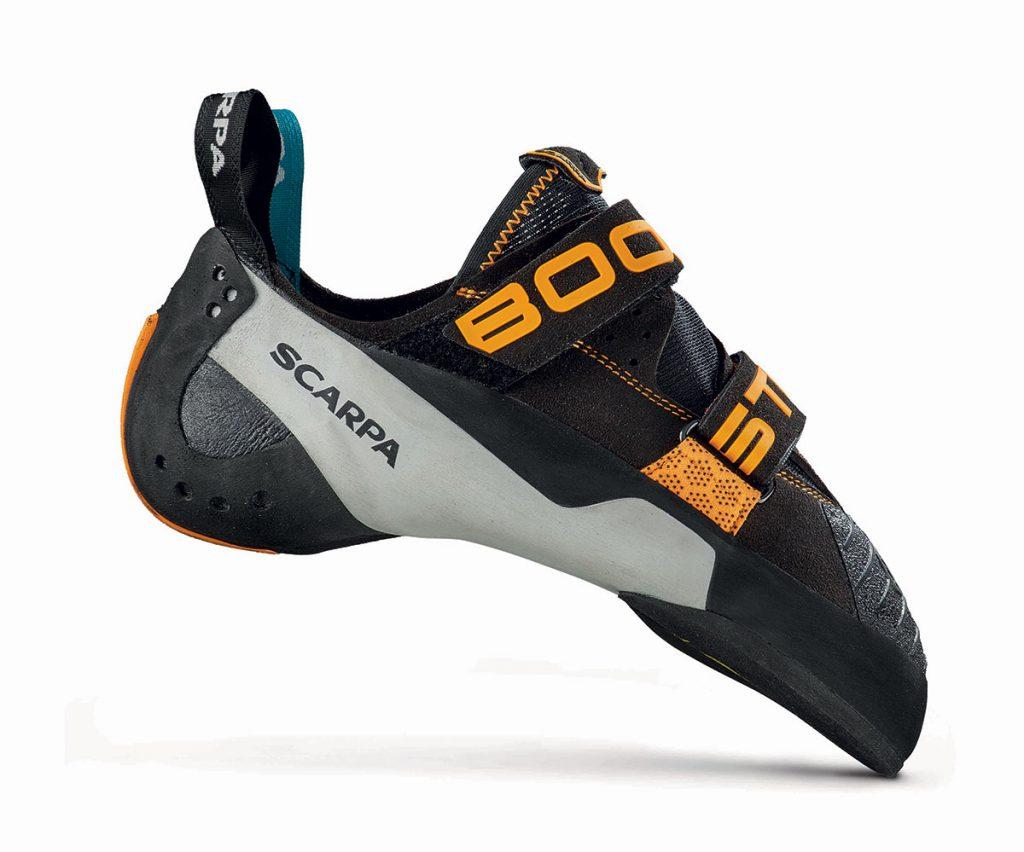 SCARPA Booster, la scarpetta ottimale per l'arrampicata di precisione
