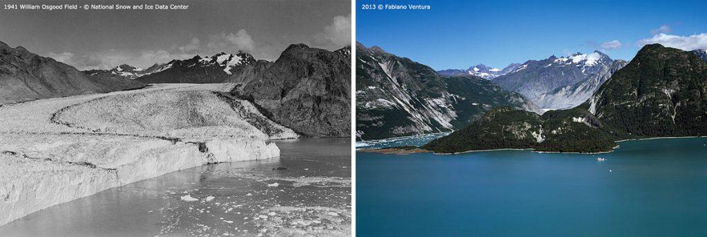 Sulle tracce dei ghiacciai, il progetto di Fabiano Ventura, al Museo Nazionale della Montagna di Torino