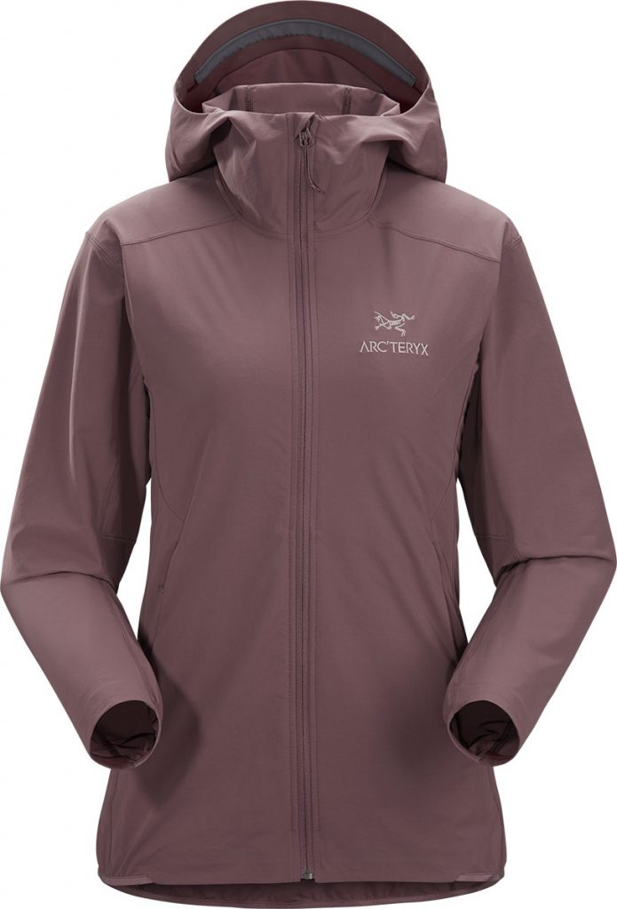 Softshell jacket Gamma SL Hoody by Arc'Teryx, the perfect lightweight jacket to toss in your pack for the next adventure.