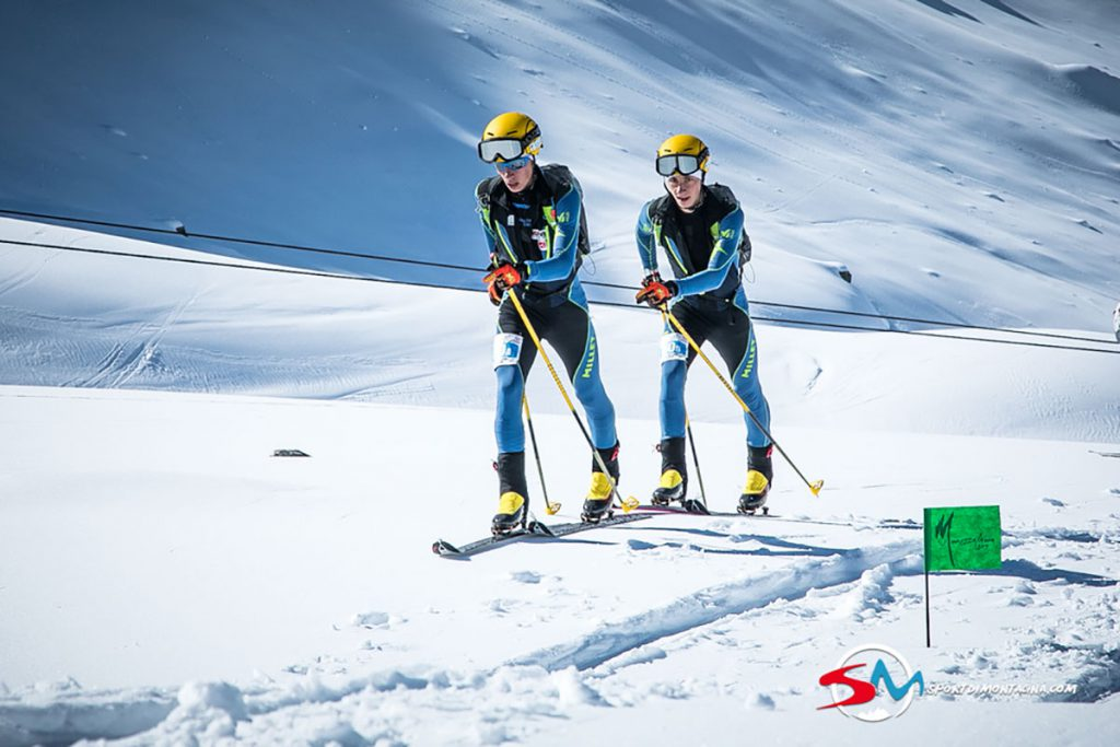 Sébastien e Fabien Guichardaz iniziano ora un nuovo capitolo della loro evoluzione alpinistica insieme a Millet. Nella prossima stagione si concentreranno sull'ingresso nella squadra Nazionale e sulla Coppa del Mondo, oltre che naturalmente sulle gare della Grande Course.