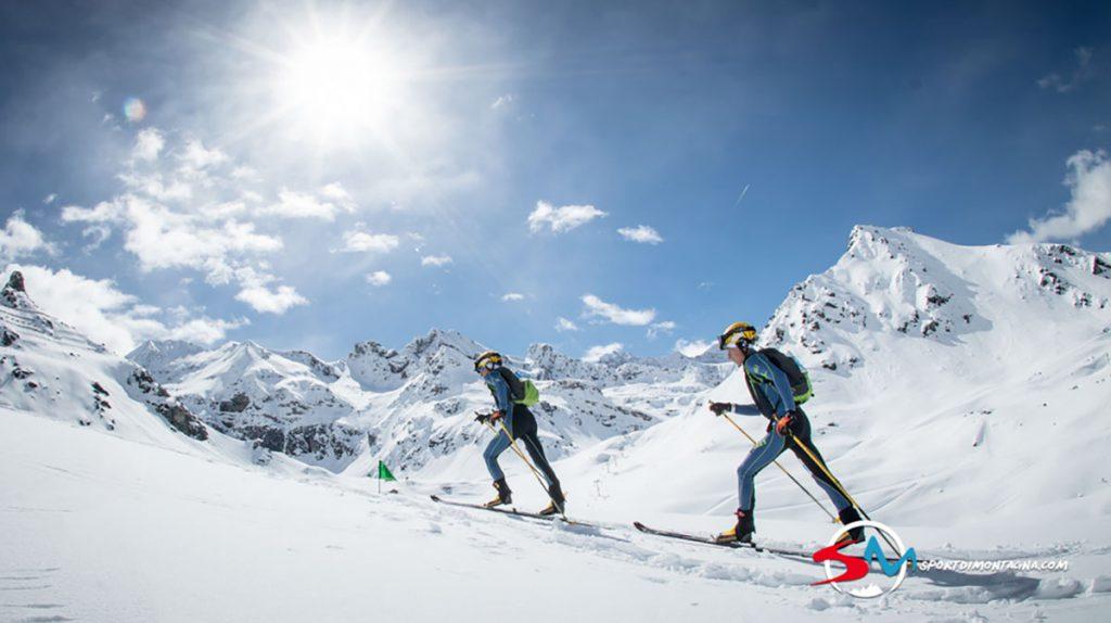 Sébastien e Fabien, gemelli, classe 1999, originari di Cogne sono cresciuti ai piedi del Gran Paradiso, coltivando la passione per la montagna e lo sci alpinismo sin da piccolissimi