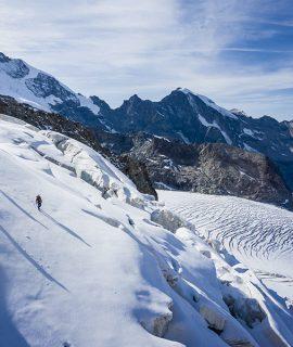 In cima ai ghiacciai in formato digitale con Ortovox. Presentata la piattaforma digitale di formazione safety Academy Lab Ice