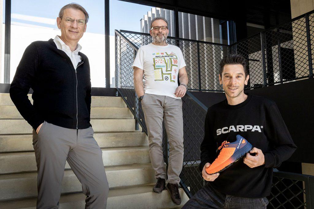 Il pluricampione del mondo di corsa in montagna Marco De Gasperi entra nel team management dell'azienda SCARPA: sarà il nuovo responsabile dello sviluppo di prodotto