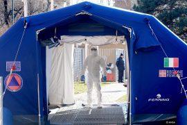 L'azienda torinese Ferrino, da sempre al fianco di chi opera nelle situazioni di emergenza, è attualmente impegnata nella realizzazione di ospedali da campo.