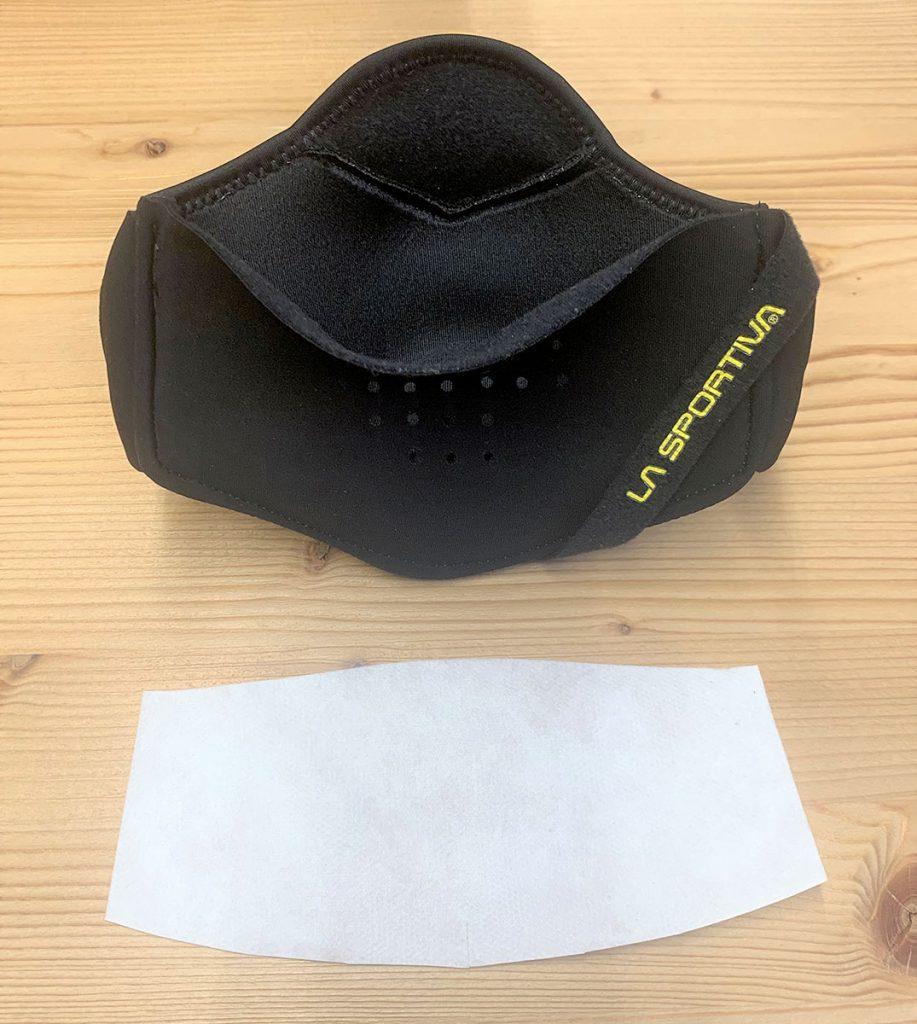 Al via la produzione di Stratos Mask: ergonomica, sostenibile, comoda da indossare e lavabile con elemento filtrante intercambiabile.