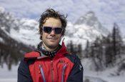 Francesco Ratti, atleta Millet e guida della Compagnia delle Guide del Cervino