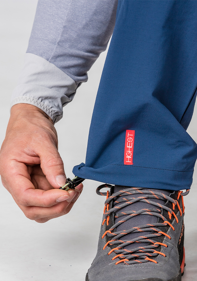 K-Performance Sport Climbing Pants by Karpos: our highest-performance climbing pant, designed and developed for the most demanding rock climbers.