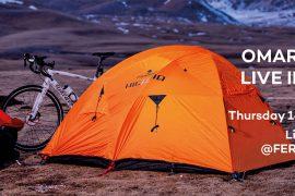 Da poco rientrato dalla Mongolia, dove ha attraversato il deserto del Gobi, Omar di Felice ci racconta la sua avventura in una diretta sul nostro canale Instagram @Ferrino_Official