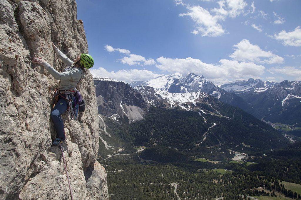 La Linea Highest di Karpos: abbigliamento per arrampicata e alpinismo come massima espressione di tecnicità del nostro Reparto Ricerca e Sviluppo