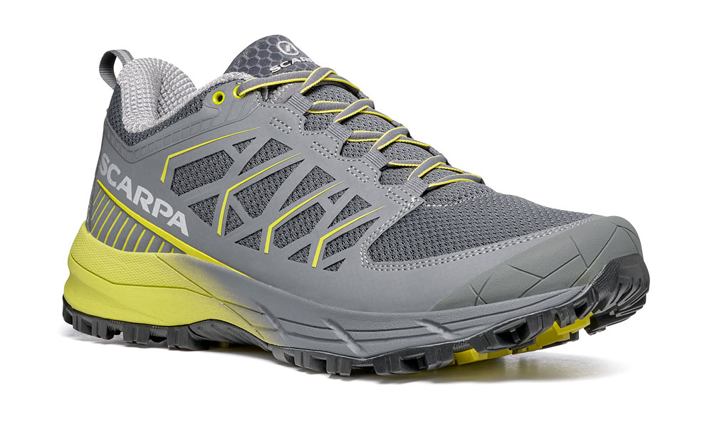 Long distance running shoes SCARPA Proton XT: Designed for prolonged uses and long-distances off-road trails, with excellent comfort and grip on all terrain