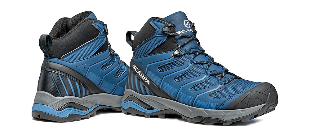 MAVERICK MID GTX: Comfortable and versatile walking boots for fast hikes in the mountains