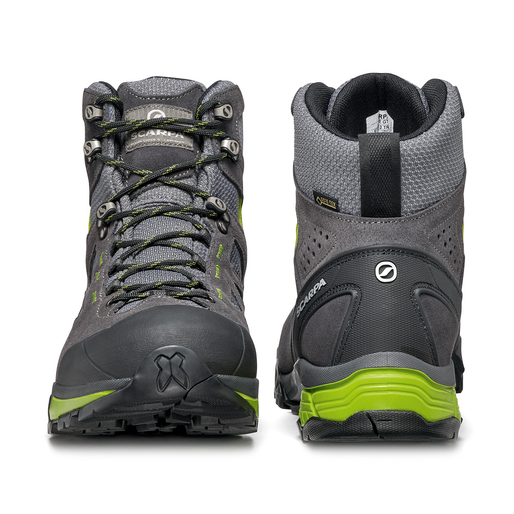 Lightweight waterproof walking boots SCARPA ZG Lite GTZ