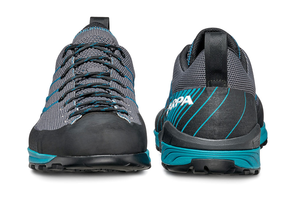 Lightweight approach shoes SCARPA Mescalito KN
