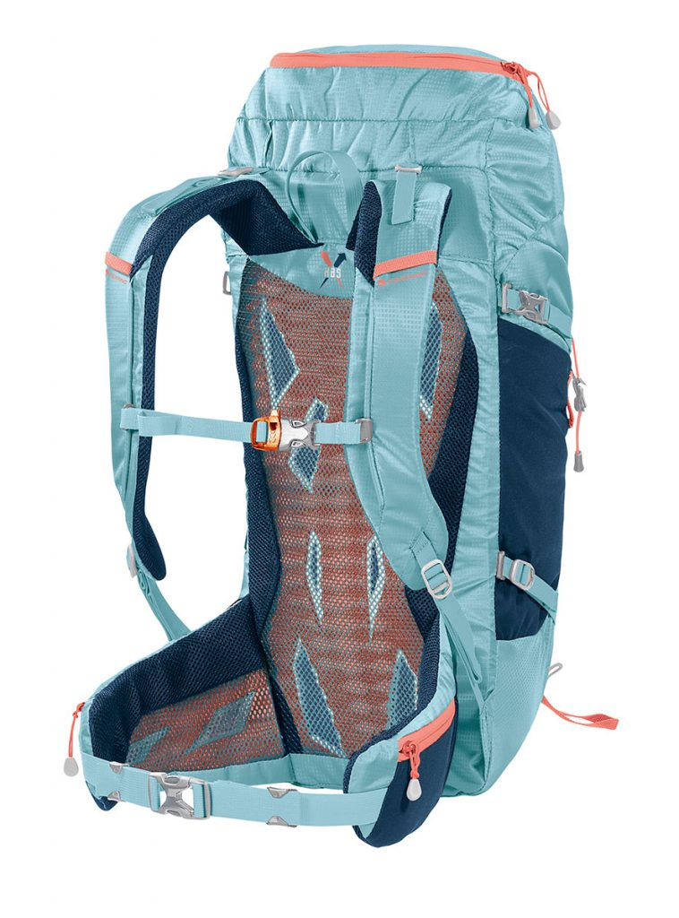 Zaino Hiking Ferrino Agile Lady studiato per il light backpacking