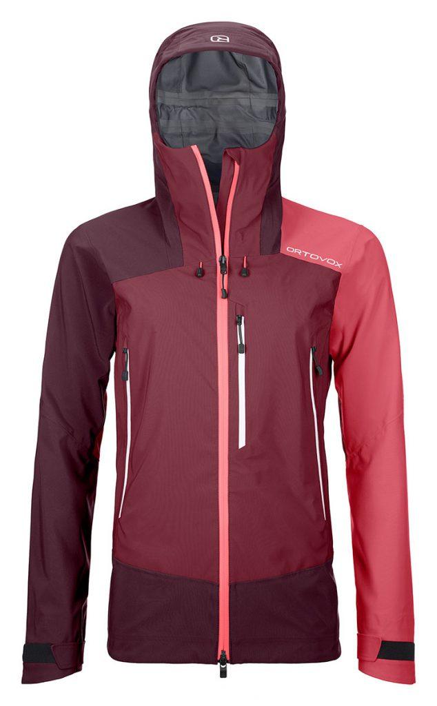 Ortovox pantaloni alpinismo Westalpen 3L Jacket