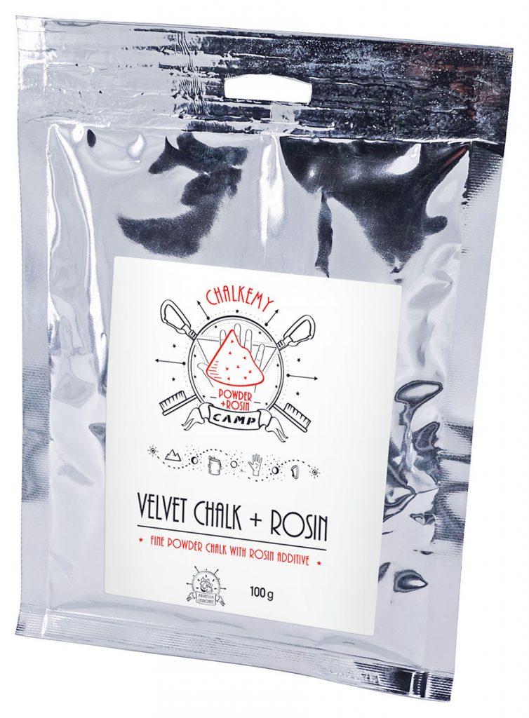 CAMP Velvet Chalk + Rosin