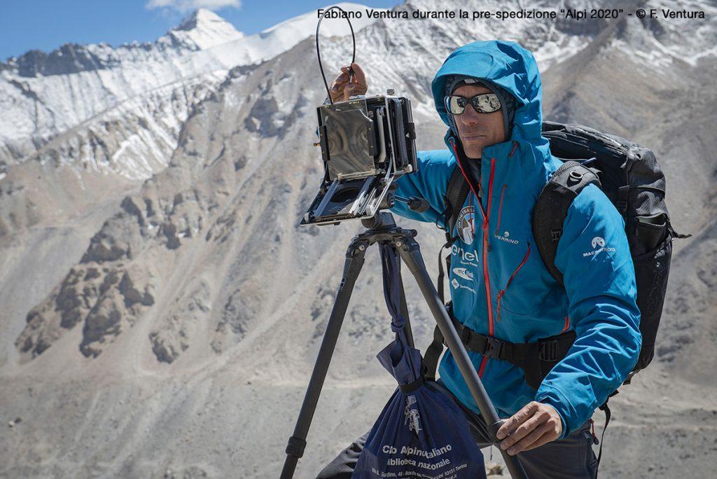 Sulle tracce dei ghiacciai: partenza simbolica in diretta Facebook della spedizione Alpi 2020 dal Museo Montagna di Torino il 24 luglio alle 18,30