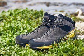 SCARPA Mescalito è il prodotto pensato per tutti e ideale per i percorsi in montagna, avvicinamenti e vie ferrate.
