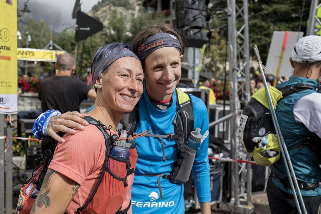 Adamello Ultra Trail 2020: confermano la presenza alla 170 km le atlete del Ferrino Women Team Elisabetta Lastri e Alice Modignani Fasoli.