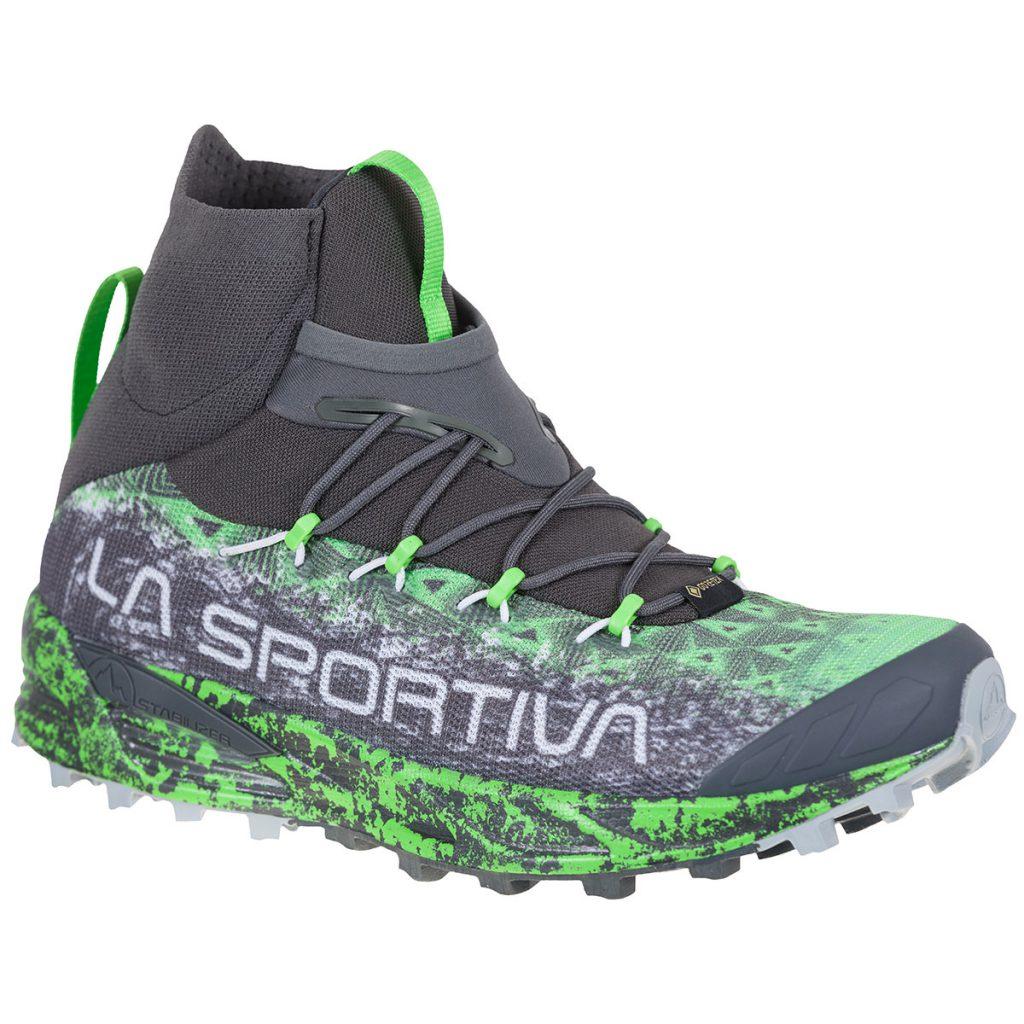 Waterproof running shoes with integrated gaiter La Sportiva Uragano GTX