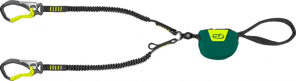 CLIMBING TECHNOLOGY - set da ferrata TOP SHELL COMPACT